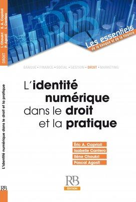 Publication de l'ouvrage du cabinet 2021 : L'identité numérique dans le droit et la pratique